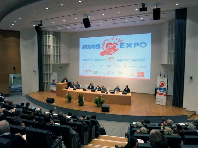 Concluso il progetto AVIS per EXPO