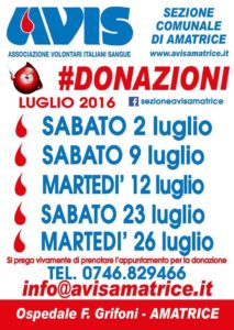 DonazioniLuglio2016