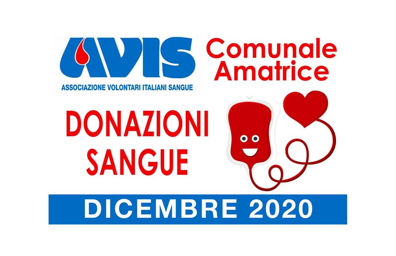 Donazioni dicembre 2020